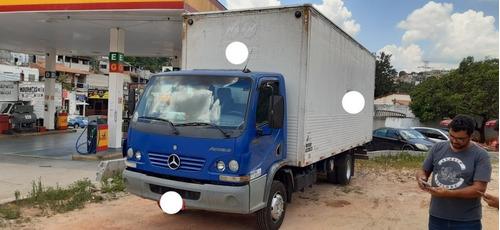 Mb 915c 2010 Accelo Bau Aluminio 2010 3/4 710 8150 914 815