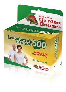Garden House Levadura Cerveza + Vitamina B6 X 60 Comp