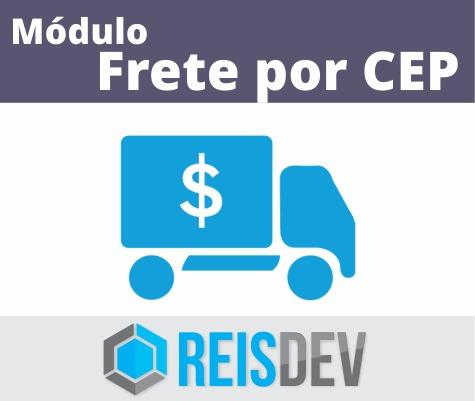 Frete Por Faixa De Cep C/ Base No Peso P/ Opencart 2.0 - 3.0