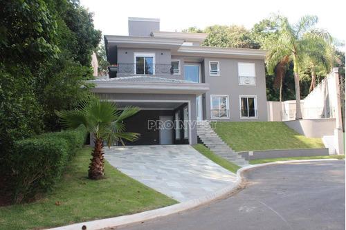 Casa Com 4 Dormitórios À Venda, 484 M² Por R$ 2.150.000,00 - São Fernando Residência - Barueri/sp - Ca18216