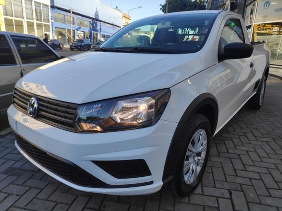 Volkswagen Saveiro 1.6 Gp Cs 101cv Safety 2019 0 Km 2