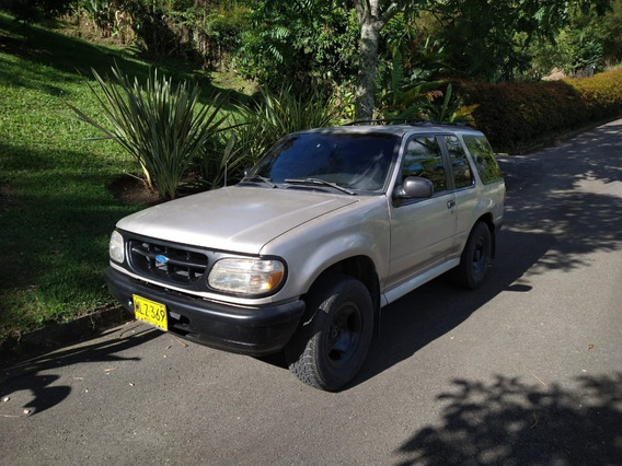 Ford Explorer Xl 4.0 Cc Mt 4x4 1997