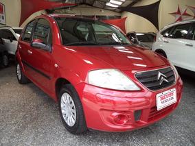 Citroën C3 1.4 8v Glx Flex 5p Completo Baixa Km Zerado!