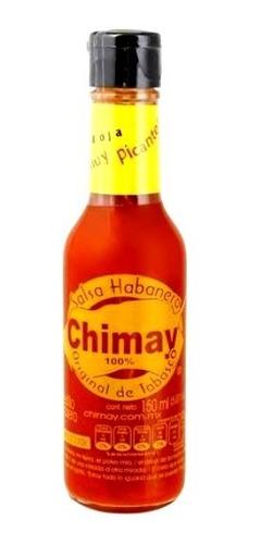 Salsa Habanera Chimay Roja Mp 150 Ml