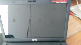 Notebook Sti Semp Toshiba Is 1423g Core I3 Tela E Partes