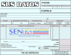 Talonario De Factura Por 300.000bs. Express 24 Horas Entrega