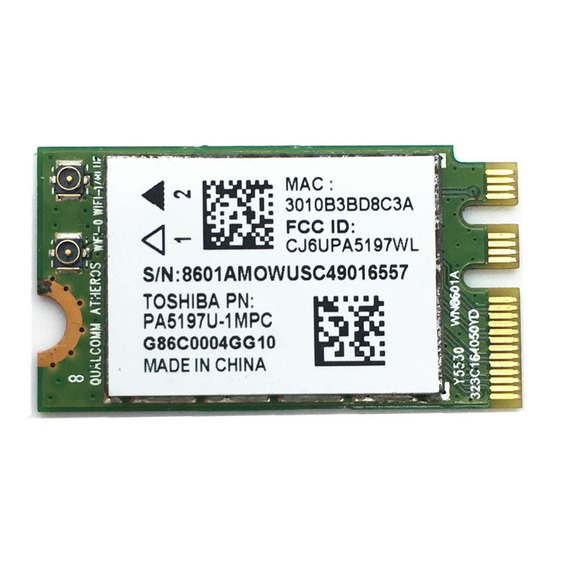 Placa Wifi C55 C55-b5299 P/n Pa5197u-1mpc Garantía