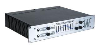 Warwick Wa600 Amplificado Cabezal Para Bajo 600w 10 Bandas