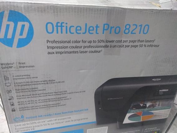 Impressora Hp Officejet 8210 Importada! Cabeça De Impressão
