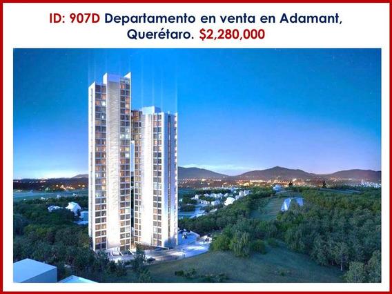 Departamento En Venta En Adamant, Querétaro