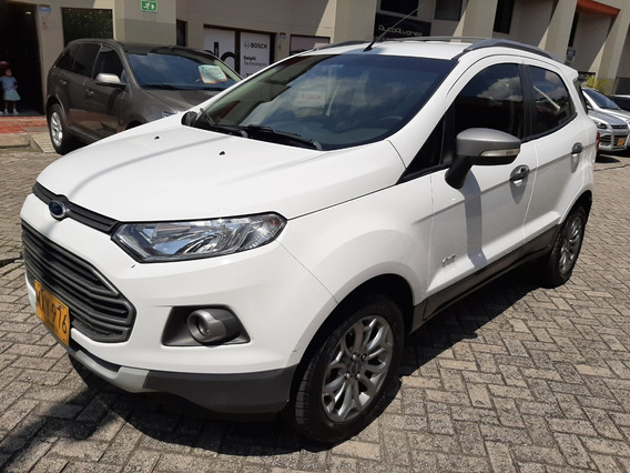 Ford Ecosport Fereestyle 2014 (4x4)