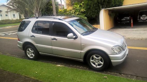 Mercedes Benz Ml 320 - Venda R$ 21800,00 P/troca R$ 24490,00