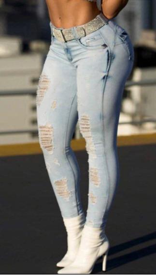 Calça Jeans Pit Bull Pitbull Jeans Original C Cinto + Brinde