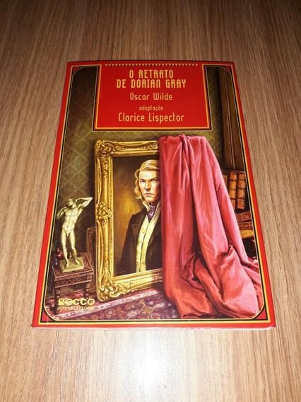 Livro O Retrato De Dorian Gray - Editora Rocco (seminovo)