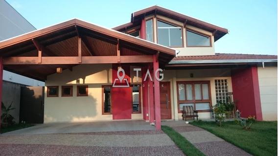 Casa 4 Dormitórios À Venda No Condomínio Villagio Em Americana/sp. - Ca0039