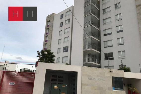 Departamento En Renta Zavaleta Puebla Con Áreas Verdes Y Seg