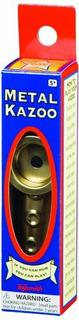 Toysmith Metal Kazoo (4.75 Pulgadas)