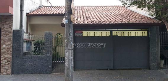 Casa Com 2 Quartos À Venda, 80 M² - Conjunto Residencial Butantã - São Paulo/sp - Ca13441