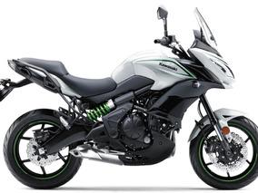 Kawasaki Versys 650 Abs 2018 No Suzuki Vstrom 650 Abs 2018