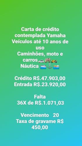 Yamaha Consórcio Etios Sedã 1.0