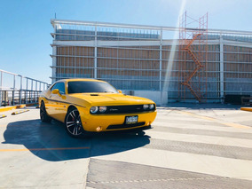 Dodge Challenger 6.4 Srt 8 392 V8 Gamuza/piel Qc At