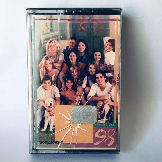 Verano Del 98 Vol 1 Cassette Nuevo Sellado