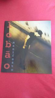Lobão - Catálogo Encarte Manifesto