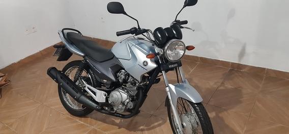 Yamaha Factor Ybr 125 E 2009 Prata