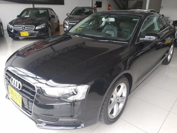 Audi A5 Coupe 2015