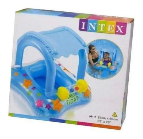 Baby Bote Inflavel Kiddie C/cobertura