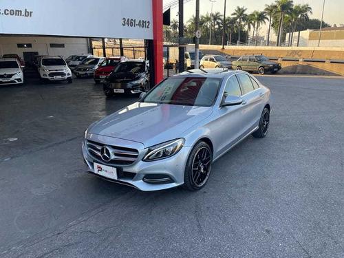 Imagem 1 de 15 de Mercedes-benz C 200 2.0 Cgi Avantgarde 16v Gasolina 4p Autom