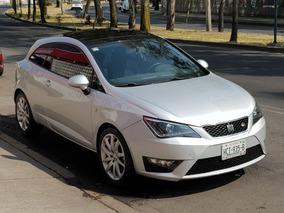 Seat Ibiza 2014 1.4 Fr Turbo Automatico Speed Edition Dsg