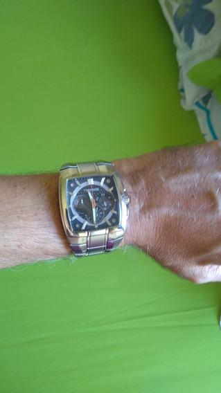 Relógio Technos Social Cronógrafo Os20 Hw