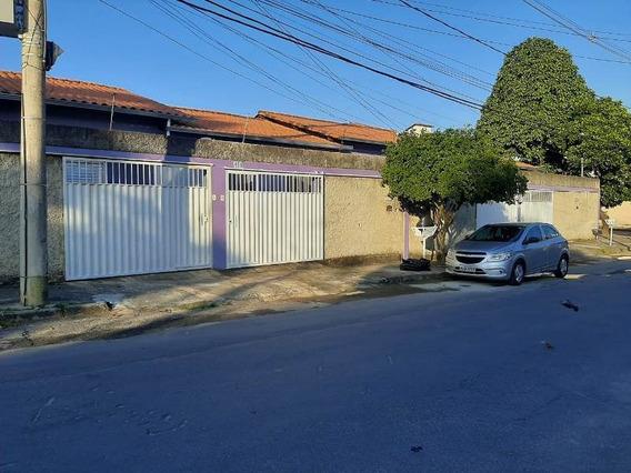 Linda Casa Independente 2 Quartos Bairro Canaã - 831