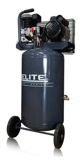 Compresor Elite De Aire De Polea 3 Hp, 120 Litros, 130 Psi