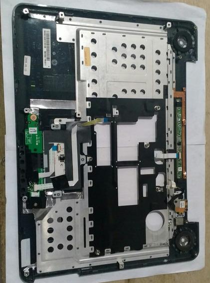 Carcaça Inferior Notebook Toshiba Satellite Psag0u- 02701v