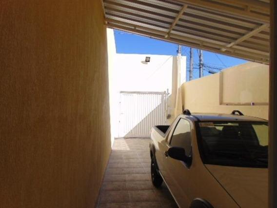 Casa Residencial Para Locação, Vila Bressani, Paulínia. - Ca0533 - 33596649