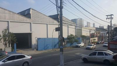 Galpão Comercial Para Locação, Centro, Diadema. - Ga1641