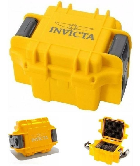 Maleta Invicta Watch Collector Box P/1