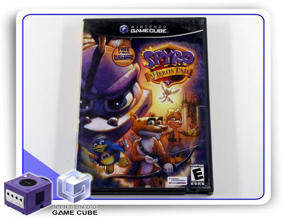 Spyro A Heroes Tail Original Nintendo Gamecube