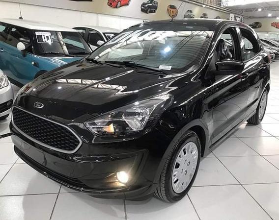 Ford Ka 2020 1.0 Se Plus Flex 4p 0km