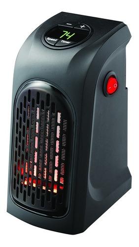 Calefactor Portatil Y Practico. Digital,