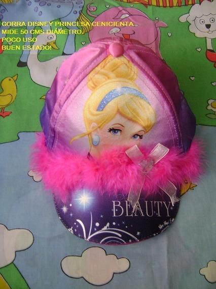 Gorra Disney Princesas