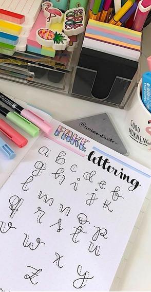 +50 Plantillas Para Prácticar Lettering