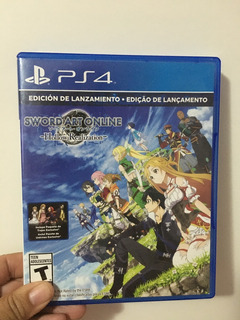 Juego Fisico Original Sword Art Online Hollow Realiza+ Flete