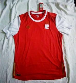 Camisa Independiente Santa Fé Colombia 2016