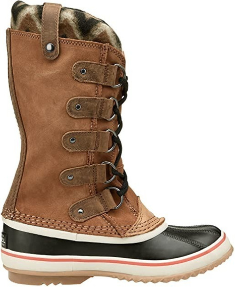 Bota Sorel Joan Of Arctic Knit Ii, Elk/elan 6p