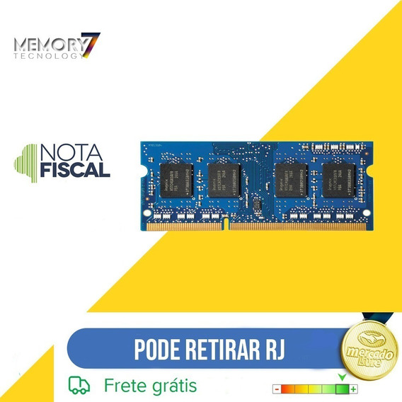 Memória 8gb Ddr3 Notebook Asus Eee Pc 900sd Mm2np2