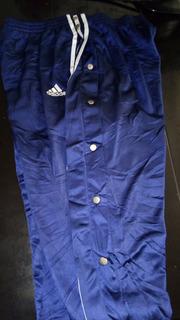 Pants adidas Clasico De Botones Finales 90