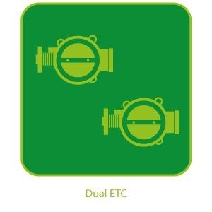 Habilitação Da Função Dual Etc Electronic Throttle Control
